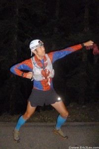 5am on the Mt Evans Rd, its go time!