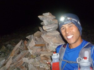 Summit of Mt Sherman, 9th and final 14er for the day.