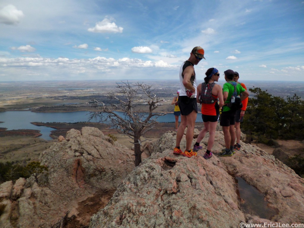 Quadrock50 preview run on 4/5/14.