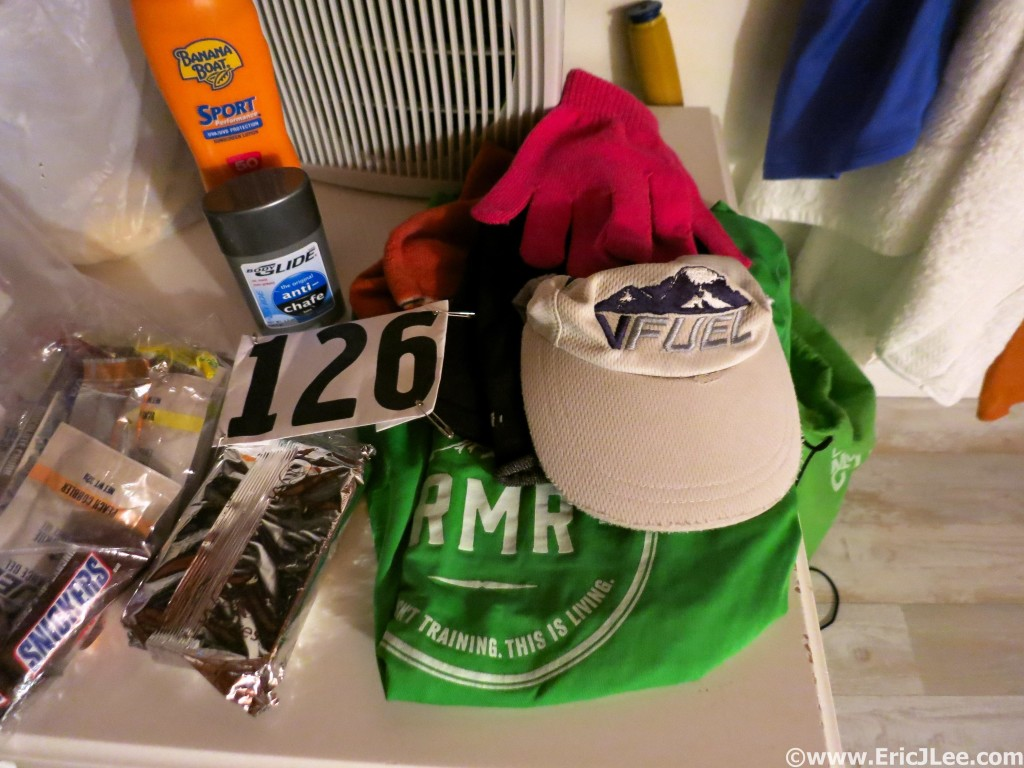 It's go time for the Miwok 100km, 5/2/15.