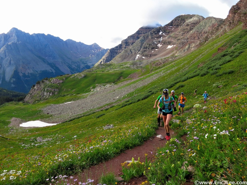 The Maroon Bells Four Pass Loop rarely disappoints